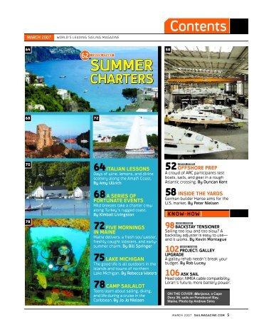 0307 TOC.qxd - Sail Magazine