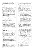 Stadgar Arbetsordningar Distriktsindelning - MedMera - Page 4