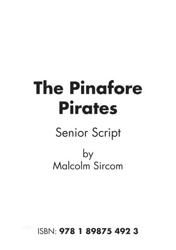 Script The Pinafore Pirates Senior.pdf - Musicline