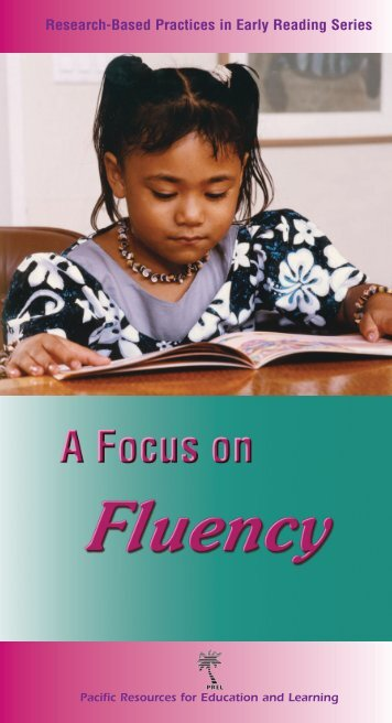 A Focus on Fluency - PREL