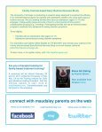 November 10 - Maudsley Parents - Page 4