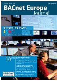 1003/09 BACnet Standard erweitert