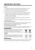 OPERATOR'S MANUAL - Furuno - Page 3