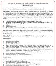 Adendum No. 1 contrato de cuentas corrientes, ahorros y productos ...
