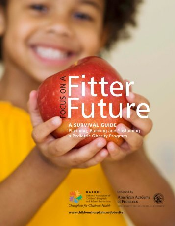Focus on a Fitter Future - American Academy of Pediatrics