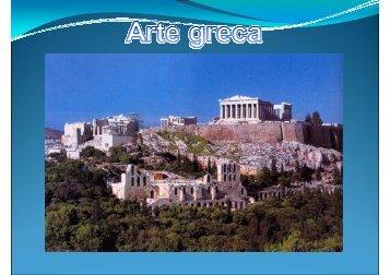 PUBBLICAZIONE LEZIONE 1 , PEANO ARTE GRECA ARCAICA