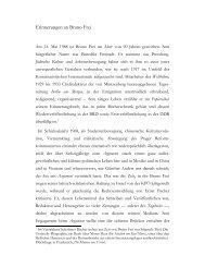 Erinnerungen an Bruno Frei - Wolfgang Fritz Haug