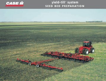 yield-till® system - Centre Agricole.ca