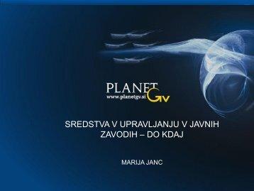 do kdaj - Planet GV