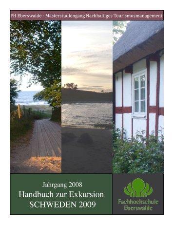 Tagebuch der Studierenden - Hochschule für nachhaltige ...