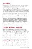 Chronic Myeloid Leukemia - The Leukemia & Lymphoma Society - Page 7