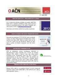E-letter leden 2012.pdf - Asociace českých nábytkářů