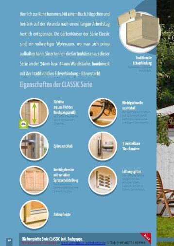 Bear County CLASSIC Serie 2012.pdf - Gartenhaus-wohnkultur.de