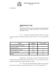 PP 18.920/2011 PROJETO DE LEI N°. 11.048 (Mesa) Altera o Plano ...