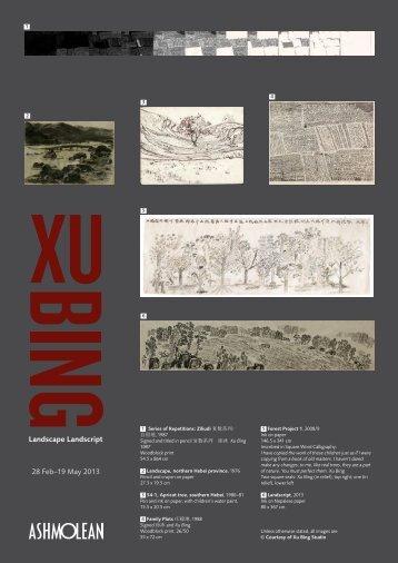 Download Contact Sheet - The Ashmolean Museum