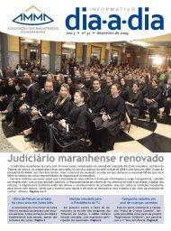 Judiciário maranhense renovado - Associação dos Magistrados do ...
