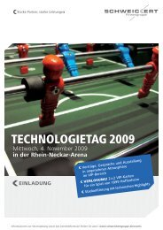 TECHNOLOGIETAG 2009