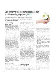 Lån i fremtidige energibesparelser – til bæredygtig ... - Friskolebladet