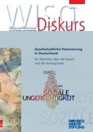 Gesellschaftliche Polarisierung in Deutschland - Bibliothek der ...