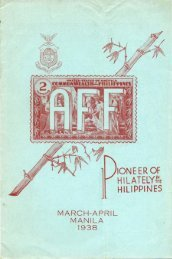 VJF - International Philippine Philatelic Society