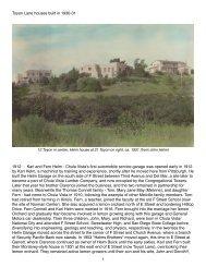 Toyon Lane houses - Schoenherr Home Page in Sunny Chula Vista