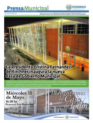 Mayo 2013.indd - Ituzaingó