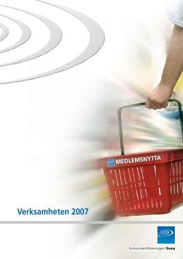 verksamheten 2007 - MedMera - Om KF