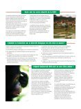 Biodiversité: Perspectives mondiales - GreenFacts - Page 4