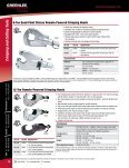Crimping and Cutting Tools - Page 5