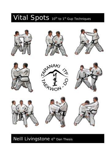 itf taekwondo thesis