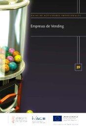Empresas De vending - EmprenemJunts