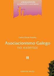 Asociacionismo Galego no exterior - Secretaría Xeral da Emigración ...