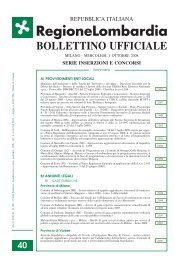 N. 40 - 1 ottobre 2008 - Autorità di Bacino del Lario e dei Laghi Minori