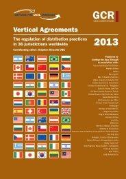 Vertical Agreements - Accura Advokatpartnerselskab