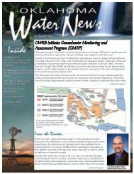 2013 1st Quarter - Water Resources Board