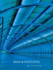 Untitled - Boga & Associates, Homepage