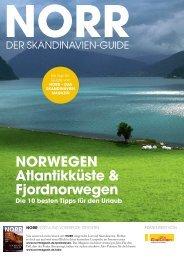 NORWEGEN Atlantikküste & Fjordnorwegen Die 10 besten ... - NORR