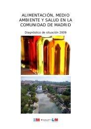 alimentación, medio ambiente y salud en la comunidad de madrid