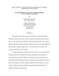 DRAFT VERSION –PLEASE DO NOT CITE OR ... - Adelphi University