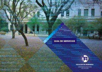 Guía de Servicios (PDF - 2,4 MB) - Facultad de Ingeniería