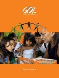 2008 SOCIAL REPORT