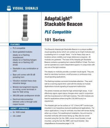 AdaptaLight® Stackable Beacon - OkSolar.com