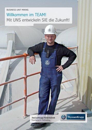 Flyer - ThyssenKrupp Fördertechnik GmbH