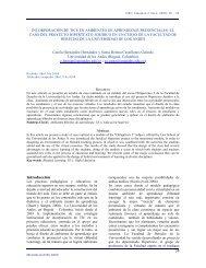 Incorpode lración de TICS en ambientes de aprendizaje presénciales