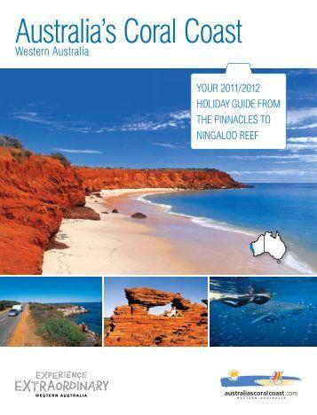 Download Australia's Coral Coast - Western Australia ... - FlipBookSoft
