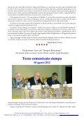 Simposi: 13° Corso Comunicati Stampa - Centro Internazionale di ... - Page 3