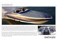 THE 2009 DONZI 38 ZR - Passion Performance