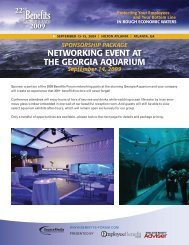 Georgia Aquarium Event Sponsorship