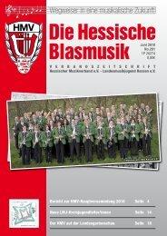 GrossEr parK - Hessischer Musikverband