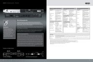 System configurations PS15 TDController-R2